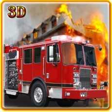 消防卡车驾驶2016冒险-真消防员模拟器紧急停车和消防队警报器