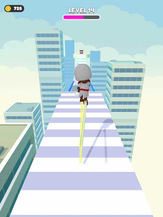 HeelsRunner3D:高跟鞋截图欣赏