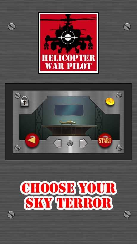 直升机-Pilot在危险!合力,赛车,战斗和飞行的最佳新游戏!战斗,在天空中飞行和射击。世界战争是在截图欣赏