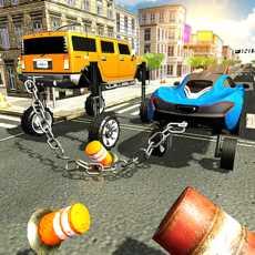 高架链式赛车3D