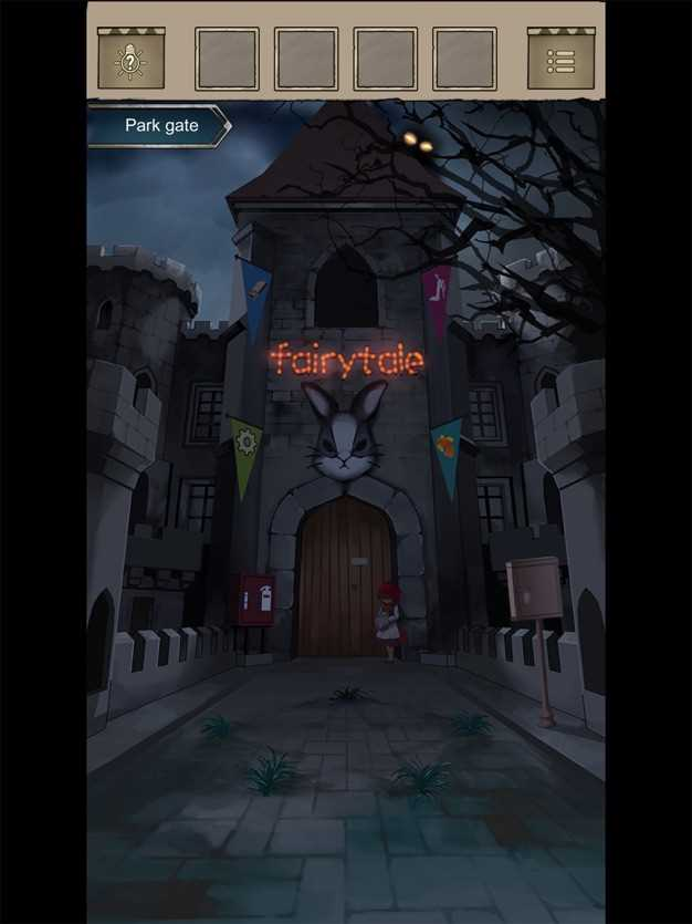 迷失游乐园-悬疑解谜的密室逃脱游戏截图欣赏