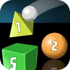 弹球打数字:多边形