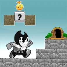 BendyEscape:JumpAdventure