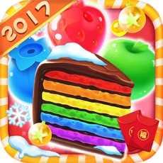 糖果消消乐2017官方正版-全民最爱单机消除游戏