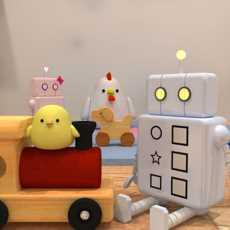 逃生游戏-幼儿园