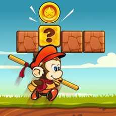 超级猴子-孙悟空森林大冒险