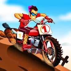 沙滩急速摩托-竞技赛车游戏