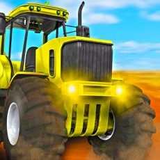 美国农用拖拉机赛