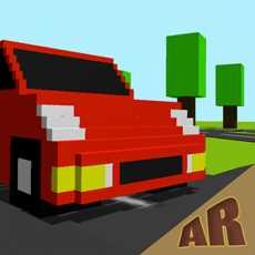 碰碰车AR-像素回环碰撞车