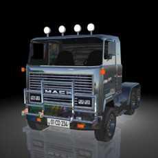 卡车司机3D-模拟驾驶