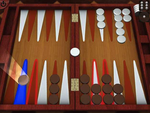 Backgammon3D截图欣赏