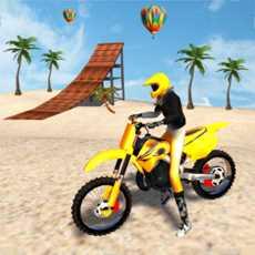赛车摩托自行车模拟器
