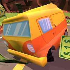 小车游戏-迷你赛车公路飙车