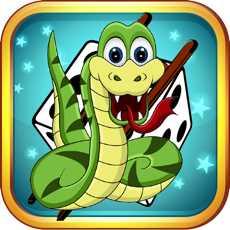 蛇和梯子游戏-2名球员和1个玩家