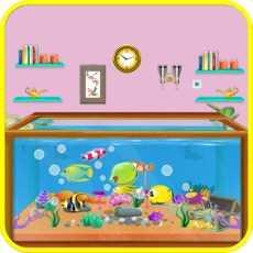 鱼水族馆-海洋动物坦克护理