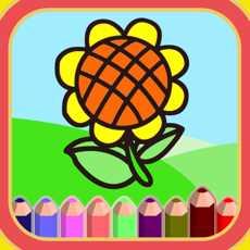 神奇的描红绘画和涂色画板儿-有童趣的益智涂鸦游戏