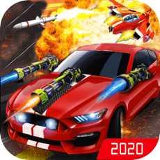 死亡飞车:复仇联盟竞速赛车游戏