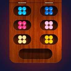 曼卡拉策略棋盘游戏
