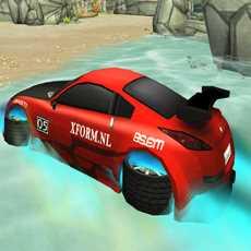 水冲浪车3D模拟器