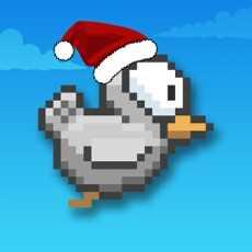 飞扬圣诞老人鸟-FlappySantaClausBird-不可能圣诞飞行冒险!