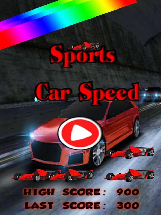 跑车的速度-流量赛车截图欣赏