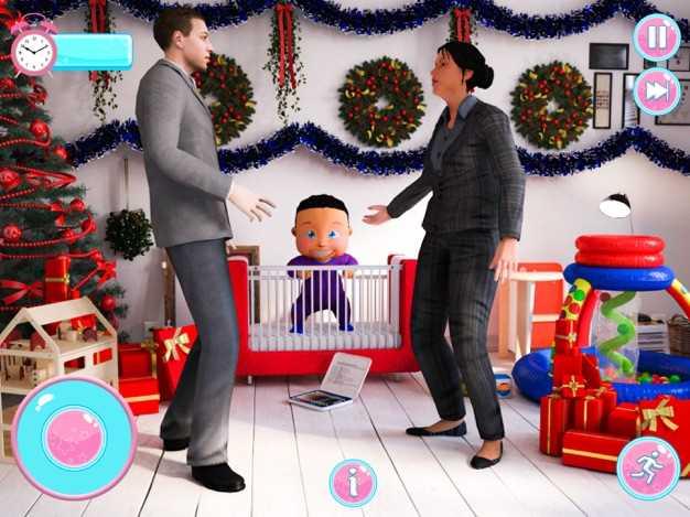 孕妈妈游戏:婴儿护理截图欣赏