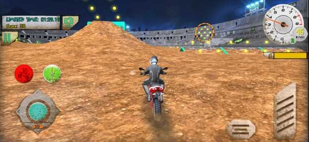 MotorbikeFreestyle2截图欣赏