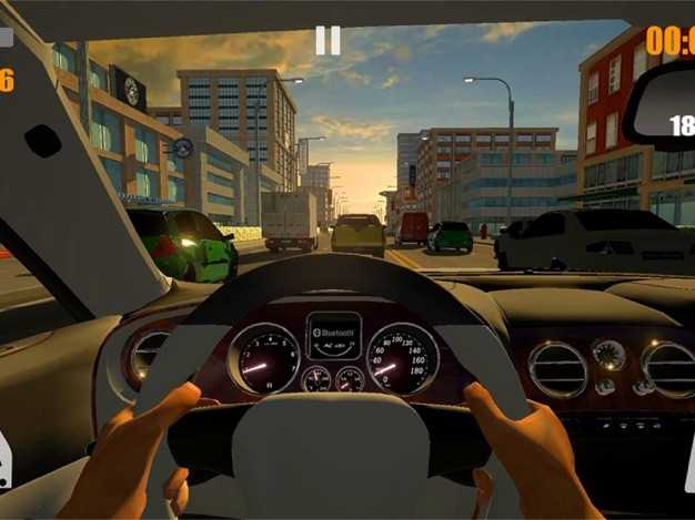 真实公路汽车:赛车竞速模拟器截图欣赏