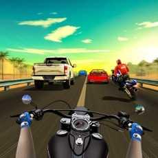摩托车王-自行车高速公路赛车3D
