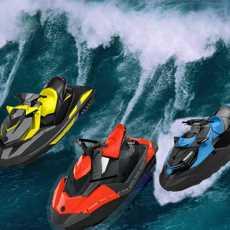 Funracinggames-jetskiboat