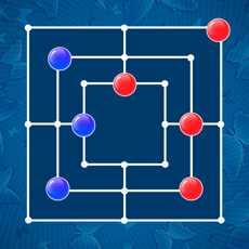 NineMen'sMorris-StrategyBoardGame
