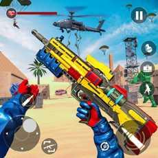 机器人荣耀枪神重装进入战斗游戏大师射击移动游戏机器人战争任务