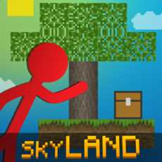 StickmanSkyland:Multicraft