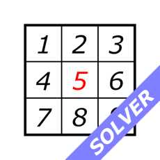 NumberPlaceAutoSolver