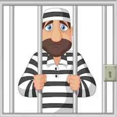 逃出监狱密室