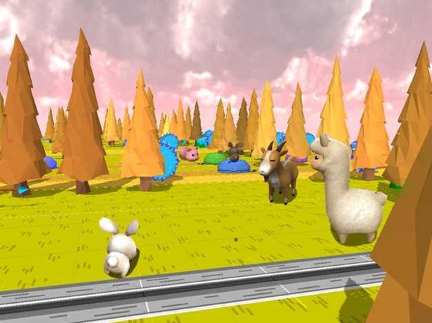 愤怒的小鸡-酷跑模拟器截图欣赏