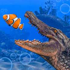 MonsterCrocodileSimulator3d