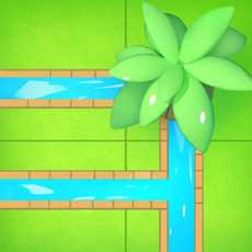 水连接拼图-WaterConnectPuzzle