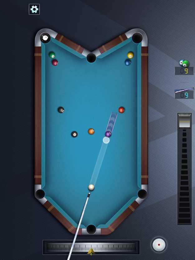桌球-3D台球,单机桌球小游戏截图欣赏