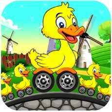 动物玩具赛车游戏