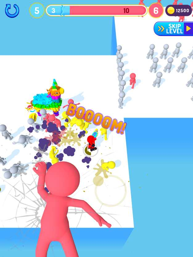 PaintBrawl3D截图欣赏