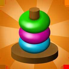 色环堆栈-排序难题