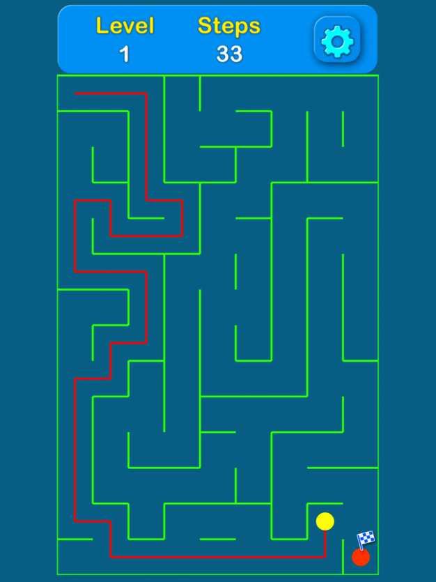 MazeswithLevels:Labyrinths截图欣赏