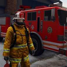 消防车模拟器-卡车游戏2021