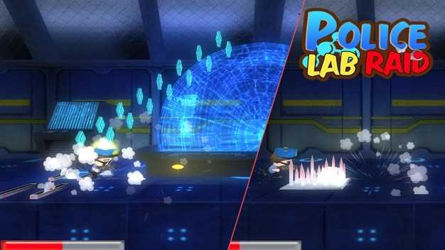 警察实验室袭击-3d警察射击孩子游戏截图欣赏