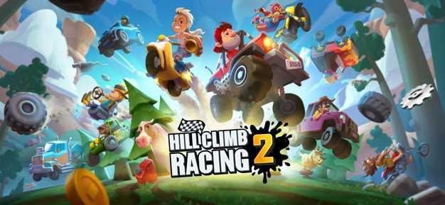 登山赛车2-HillClimbRacing2截图欣赏