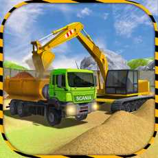 挖掘机模拟大师3D