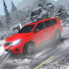雪驾驶模拟器3D-4x4普拉多司机游戏