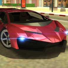 高速汽车模拟器-停车和交通驾驶3D