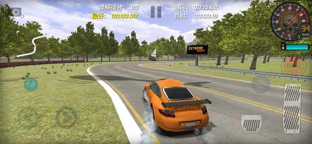 真实赛车:单机极速赛车游戏截图欣赏